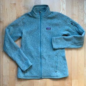 Patagonia Better Sweater full zip coat